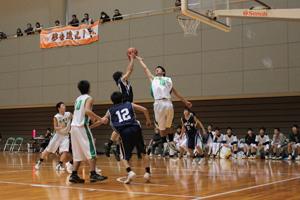 新人大会決勝リーグ男子