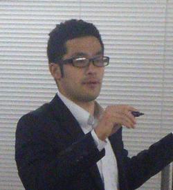 中川氏の写真